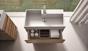 Idee arredo bagno salvaspazio: mobili bagno lavatrice la in