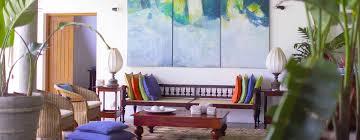 Links Saffron Blue Villa Bentota Beach Sri Lanka