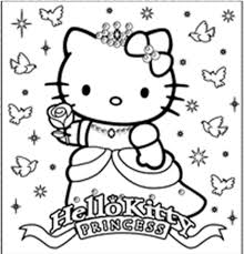 Find out the hello kitty coloring pages that will just give your little one immense fun. Hello Kitty Head Princess Hello Kitty Colouring Transparent Png 291x302 5323122 Png Image Pngjoy