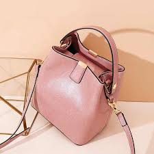 High Quality <b>100</b>% <b>Genuine Leather Women's</b> Handbags Vintage ...