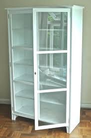 glass door cabinet glass cabinet glass door cabinet white