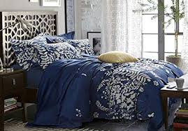 blue comforter sets queen. Interesting Sets Wake In Cloud  Navy Blue Comforter Set Queen 3Piece Gray Floral And With Sets Queen E