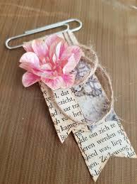 Flower Paper Clips Embellishment On Paperclip Paper Flower Paper Clip Art