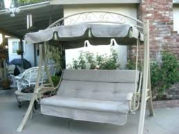 swing canopy replacement creative glider swing with canopy patio swing canopy replacement gray polished steel 3 swing canopy replacement