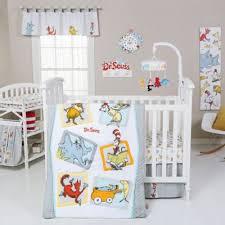 Trend Lab Dr. Seuss Friends 5-Piece Crib Bedding Set