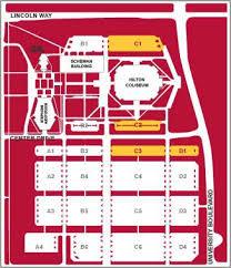 Image Result For Parking Lot Map At Hilton Coliseum Iowa