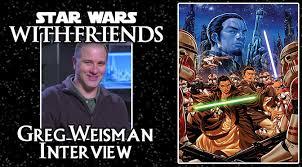 Star Wars With Friends #31 Interview: Greg Weisman – Justin Bolger: Geek.  Nerd. Apex Fan.