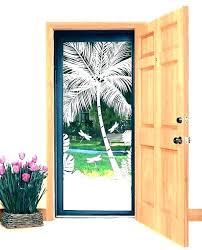 front door glass panels replacement cost replacing panel parts pan repla