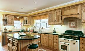 Country Kitchen Design Interesting Compagna Character Oak Fitted Kitchens Kitchen Design Including A