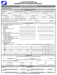 Sss E4 Form Fillable Fill Online Printable Fillable Blank
