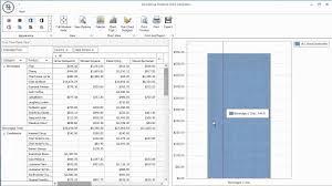 Devexpress Winforms Pivot Grid Integration With Chart Control