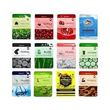 Buy <b>Farmstay Visible Difference</b> Mask Sheet 12ea (each 1 of all ...