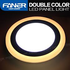 Double Color Led Panel Light Double Color Slim Led Panel Light For Decoration Two Color Panel Light Buy Double Color Led Panel Light Two Color Panel Panel Light Product On