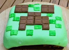 Creeper Cake Design Minecraft Cake 2 The Creeper For The 12 Year Olds