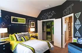 Interior, 50 Chalkboard Wall Paint Ideas For Your Bedroom Delightful  Qualified 6: Chalkboard Wall