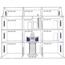 doll house plans barbie doll house plans luxury free doll house design plans wooden dollhouse plan