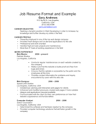 Best Free Resume Builder New 2017 Resume Format And Cv Samples