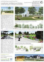 Recreational Space Design Pdf Rural Green Space Design Studio 2017 Landscape