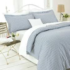 Blue Stripe Duvet Cover – idearama.co & Striped Duvet Cover Quilt Bedding Set Single Double King Black Blue Or  Pinkblue Stripe Adamdwight.com