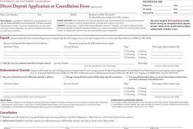3 Minnesota Direct Deposit Form Free Download