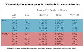 Ideal Waist Measurement Chart Fit Happier