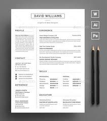 Indesign Resume Templates Enchanting Adobe Indesign Resume Template Adobe Indesign Resume Template