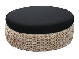 diy round coffee table ottoman home design ideas