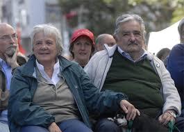 Resultado de imagen para pepe mujica y lucia