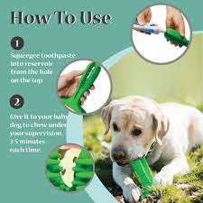 lovatic dog chew toothbrush safe natural non toxic long lasting dog pet chew toys dog toothbrush stick for dogs dental care for pet puppies