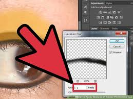image led apply makeup in adobe photo cs3 step 7