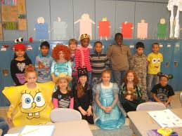 storybook and tv character day wele to second grade spanish immersion