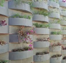 Jardim vertical de blocos de concreto. Fabrica De Blocos E Pisos De Concreto Quitauna