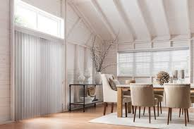 looking for a custom window treatment for that larger window or sliding glass door if so indiana blinds vertical blinds are a great option