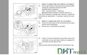 Repair Manual] - Toyota 1CD-FTV Engine Repair Manual | Automotive ...