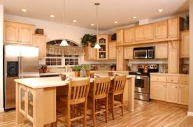 maple kitchen cabinets with black appliances. Natural Maple Kitchen Cabinets Pictures Lovely 86 Most Wonderful S Enterprise With Black Appliances P