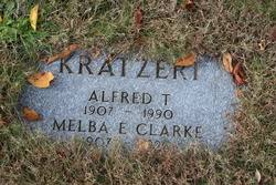 Melba Clarke Kratzert (1907-1990) - Find A Grave Memorial