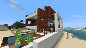 ideas minecraft beach house blueprints