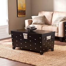 Nailhead Coffee Table Classic Coffee Table Accent Tables Living Room Furniture
