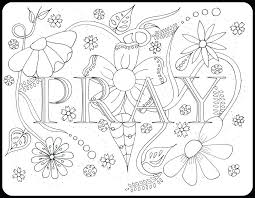lords prayer coloring pages the free on colouring sheets lords prayer coloring pages