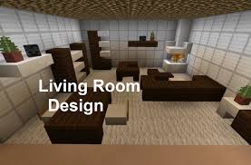 cool living room designs minecraft