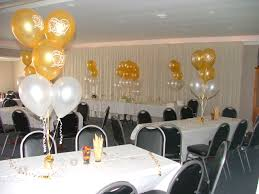 Love Wedding Decorations Unique Balloon Display For A 50th Anniversary Party 50years