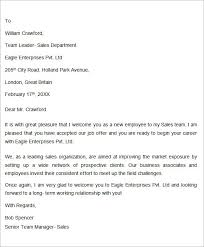 wel e letter to new client