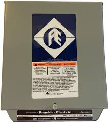 Franklin Electric 2823018110 2 Hp Standard Control Box 230 Volt