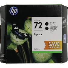 Комплект оригинальных <b>картриджей HP</b> Dual Pack C9403A (№<b>72</b> ...