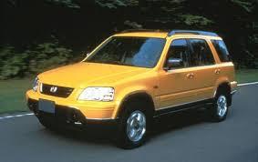 1997 Honda CR-V - Information and photos - ZombieDrive