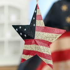 Small Picture Primitive Americana 3D Barn Star Americana Decor Home Decor