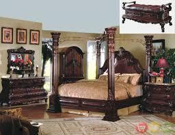 King Bedroom Suite For King Bedroom Set Ebay