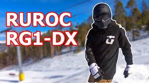 Ruroc Size Chart Ruroc Rg1 Dx Snowboard Helmet Review