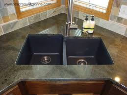 Granite Kitchen Sinks Undermount Kitchen Sink With Granite Countertop Best Kitchen Ideas 2017