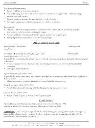 Grant Writer Resume Sample Best Of Sample Writer Resume Resume Tutorial